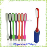 Promotion High Quality Portable USB LED Rechargeable Lamp