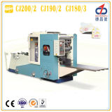 Facial Tissue Paper Folding Machine Cj-200/2, Cj-190/2, Cj-180/3