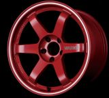 BBS RS and Volk Te 37 Wheels