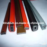 Expansion Ratio Fireproof Intumescent Door Seal