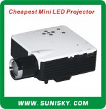 Smp7043 Cheap LED Portable Projector