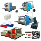 Automatic Folding Facial Tissue Paper Making Machine with Good Price