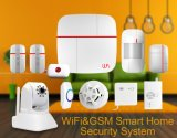 WiFi GSM Alarm System with HD Video Monitoring