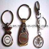 Zinc Alloy Die Casting for Key Ring with SGS, ISO9001