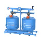 F40-2 1000mm Automatic Sand Media Filter for Irrigation System