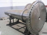 Wind Turbine Main Shaft/Wind Power 42CrMo Forged Driving Shaft