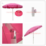 9FT Fiber Glass Parasol with Crank Garden Parasol