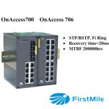 Advanced Managed Ethernet Switch with 10/16 Ports