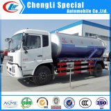 Dongfeng 4X2 45000liters Vacuum Sewage Suction Truck for Clearing Wastewater