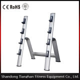 Tz-6029 Gym Equipment Bar Rack / Bar Weight Rack Tz-6029