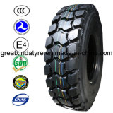 Big Block Pattern Truck Tyre with EU-Label (1200R20 18PR)