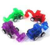 Wholesale Model Car Plastic Toy Pull Back Car for 2 Styles 4 Colors (10222857)