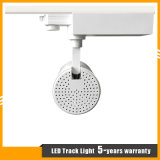Aluminum Housing 35W LED Track Light Spot with Ce RoHS