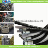Lowest Price Rubber Hydraulic Hose/High Pressure Rubber Hose/Rubber Oil Hose