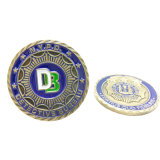 Wholesale Custom Metal Art Crafts Military Souvenir Coin Commemorative Activity Metal Challenge Coins with Design Logo (CO03-C)