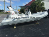 Liya 660 Rib Boat Fiberglass Hull Boats for Sale