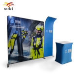 Fabric Backdrop Wall Exhition Pop up Tension Fabric Trade Show Display