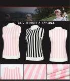 Comfortable Sports Golf Women's Sweater Vest Custom Logo Shirts
