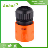 """Cheap 1/2"""" Plastic ABS Quick Coupling Hose Nipple Connector"""