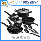 13 PCS Aluminum Nonstick Cookware (CX-AS1303)