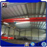 China Lda Type Electric Single Girder Single Beam Overhead Bridge Crane