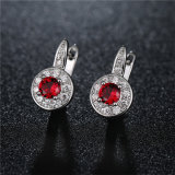 Factury Earring Jewelry for Women with AAA Cubic Zircon Stud Fashion Jewelry