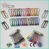 Honby Supply Customized Colorful Metal Safety Pin
