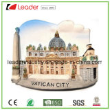 Popular Bridge The Vatican City Resin Refrigerator Magnet for Souvenir and Promotional Gift, Make Your Own Fridge Magnet