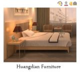 3 Star Express Hotel Wooden Bedroom Furniture Sets (HD033)