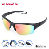 Mirrored Lens Sports Shades Cheap Sport Sunglasses Glasses Outdoor