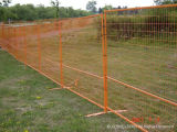 Canada Powder Coated Temporary Fence Panel for Sale