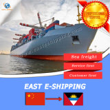 Sea Freight From Guangdong to Antigua and Barbuda