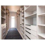 China Manufacturer Wholesale Custom Cheap Wooden Clothes Furniture Hanging Closet Organizer Modern Large Wardrobe Walk in Closet