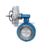 Electric Power Driven Stainless Steel Butterfly Valve