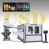 CE Approved With Pet Two-Stage Automatic Blow Molding Machines (CSD-AB4-2L)