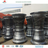 Strong Absorbing Energy Rubber Bumpers to Protect Ship and Dock