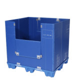 Easy-Folding Customized Plastic Bulk Container with Good Price
