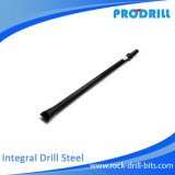1600mm Integral Drill Steels for Stone Quarry