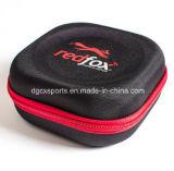 EVA Earphone Pouch Bag with Internal Mesh Pocket