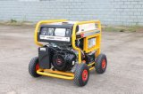 7500 Watts Gasoline Generator Petrol with RCD and 4 X Pneumatic Large Wheels (FC8000SE)