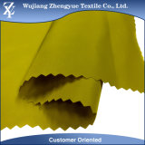 75D 100% Coated Polyester Waterproof Imitation Shape Memory Fabric for Jacket Use