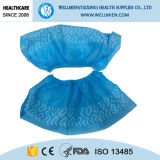 Hot Sale Anti-Slip Non-Woven Shoe Cover Qualified