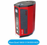 Newest Ijoy Maxo 315W 4X18650 Li Ion Battery Box Mod