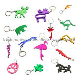 Animal Shaped Aluminum Bottle Opener