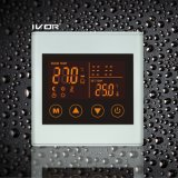 Underfloor Heating Thermostat Touch Switch Plastic Frame (SK-HV2300L8-L)
