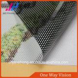 PVC Material One Way Vision Vinyl