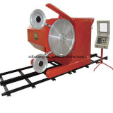 75kw Quarry Stone Block Cutting Diamond Wire Saw Machine