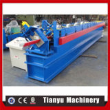 Ghana Style Aluminum Semi-Circle Rain Gutter Cold Forming Machine