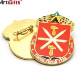 Customized Cheap Colorful Metal Police Badge