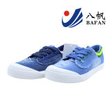 New Style Washed Denim Upper Canvas Shoes Bf1701136
